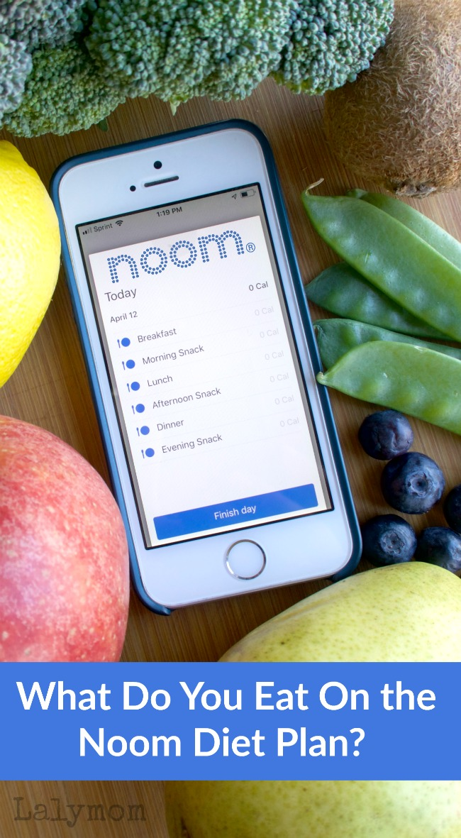 Noom Diet Plan What foods do you eat on the Noom Weight Loss App