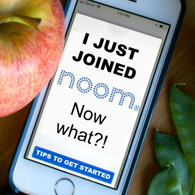 Tips for the First Week of Noom