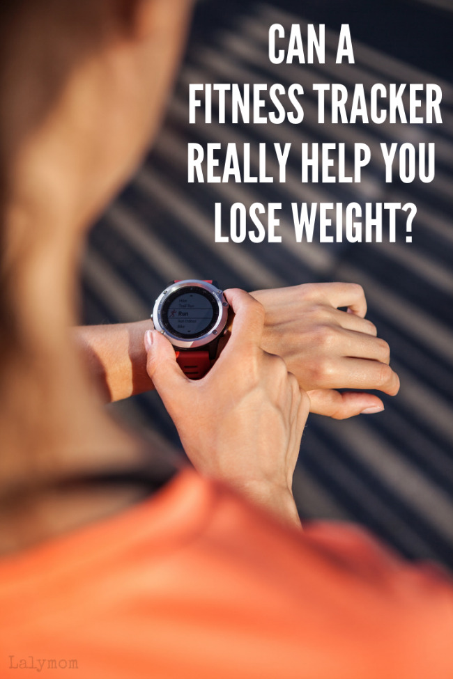 Is a fitness tracker enough for weight loss