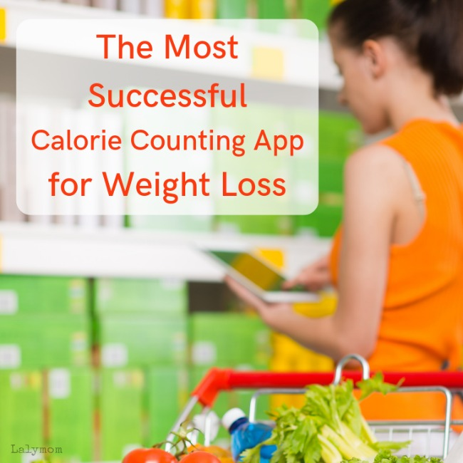 The Most Successful Calorie Counter App for Weight Loss