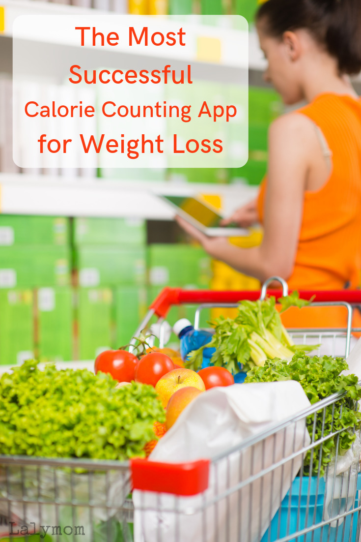 The BEST Calorie Counting App for Weight Loss