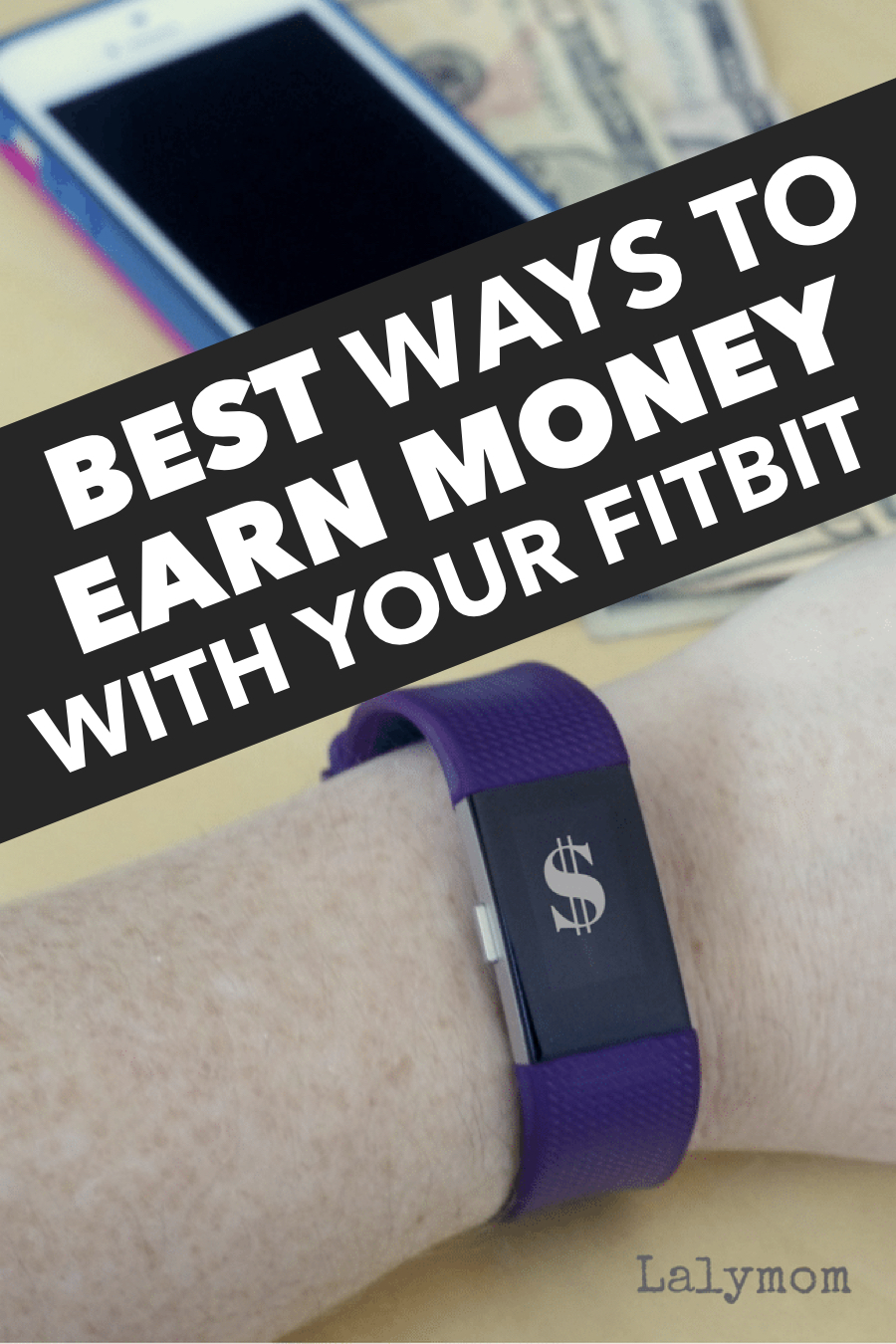 Earn Money with FItbit Rewards