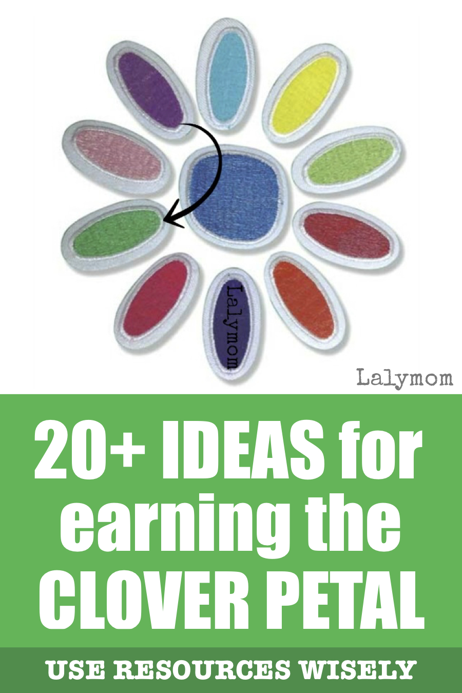 20+ Ideas for Earning the Clover Petal for Daisy Girl Scouts