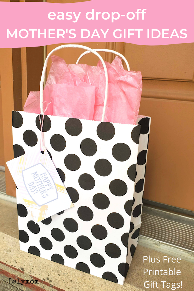 Easy Drop-off Mother's Day Gift Ideas