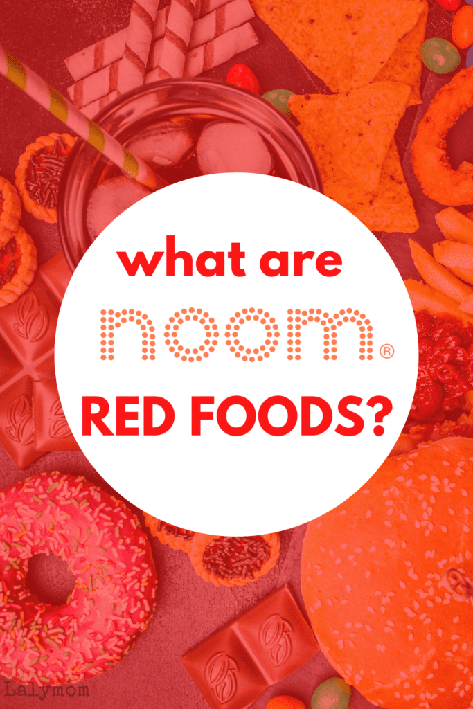 Candy, Sweets, Treats and Junk Food- What Are Noom Red Foods- and are they actually off limits??
