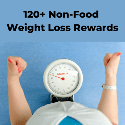 Thumbs up while standing on the scale! 120+ Non Food Weight Loss Reward Ideas